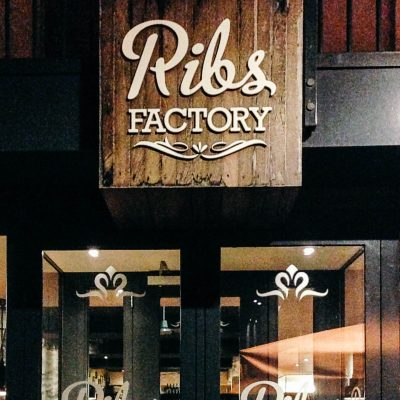 Eat in Eindhoven:</br> Steakhouse Dinner at Ribs Factory