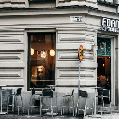 Eat in Stockholm:</br> Soak in the vibrancy of Café Foam