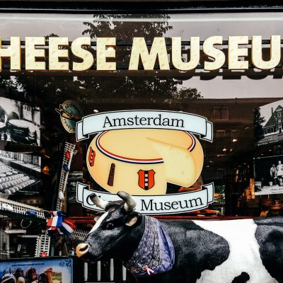 Play in Amsterdam:</br> Amsterdam Cheese Museum