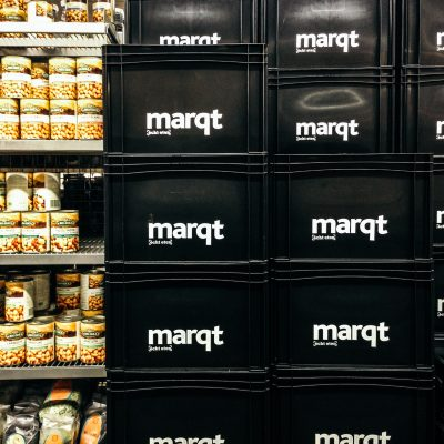 Food Shopping in Amsterdam:</br> Farmers Direct Food at Marqt