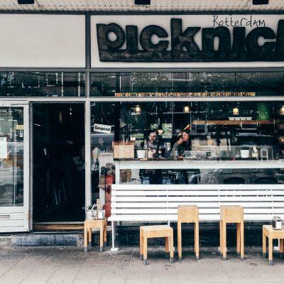 Eat in Rotterdam:</br> Brunch Spot at Picknick