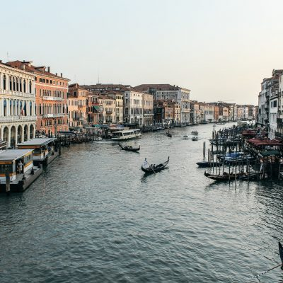 Take Me To:</br> Venice, Italy