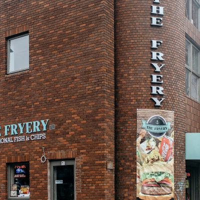 Eat in Dublin: </br>Fish & Chips at The Fryery