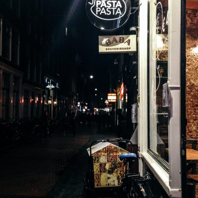 Eat in Amsterdam: </br>Casual Italian Dining at Pasta Pasta