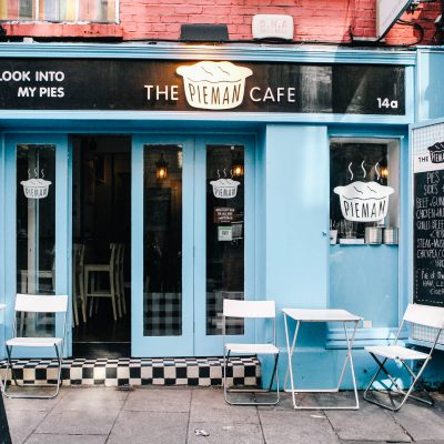 Eat in Dublin:</br> Hearty Pie Fix at The Pieman Cafe