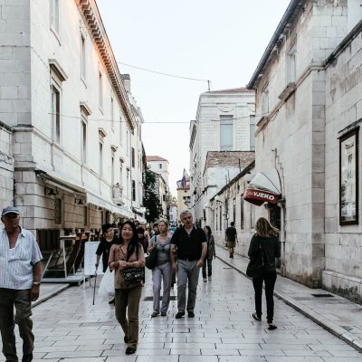 Take Me To: </br>Zadar Old Town, Croatia