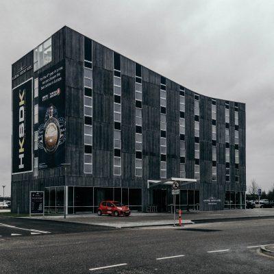 Sleep in Aalborg:</br> Aalborg Airport Hotel