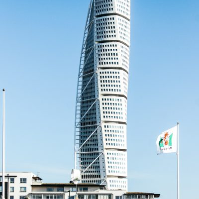 See in Malmö: </br>Turning Torso