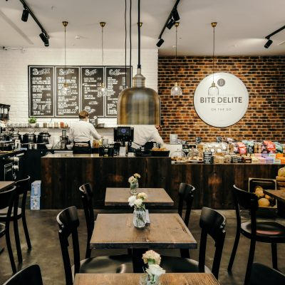 Eat in Munich:<br/> Healthy Bites at Bite Delight