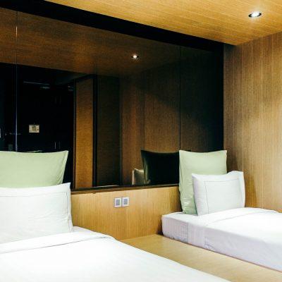 Sleep in Kuala Lumpur:</br> WOLO Bukit Bintang