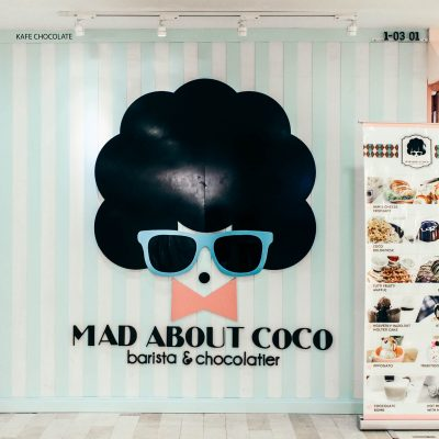 Eat in Kuala Lumpur:</br> Chocolate Indulgence at Mad about Coco