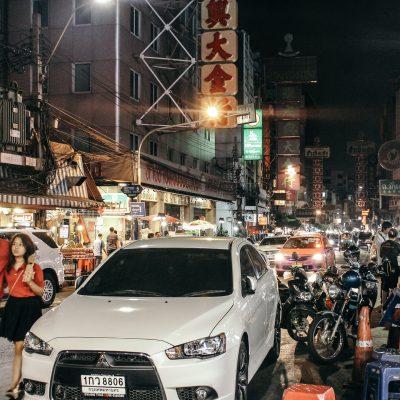 Take Me To:</br> Yaowarat Road, Bangkok