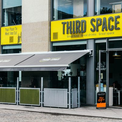 Eat in Dublin:</br> Hangout at Third Space Smithfield