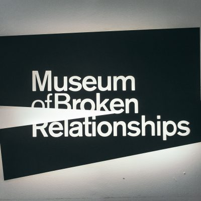 See in Zagreb: </br>Museum of Broken Relationships