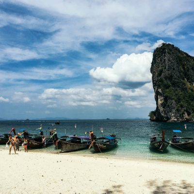 Take Me To: <br/>Poda Island, Krabi